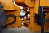 Contrôle électrique de construction de Hyundai de machine de chargeur lourd de roue
