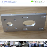 カスタムアルミニウム高品質CNCの機械化の部品