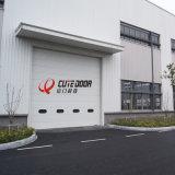 De in het groot Uitdrijving van het Aluminium en vouw-Carbonaat de Sectionele Binnenlandse Deur van de Garage