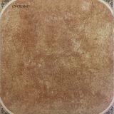 Azulejo de suelo por completo esmaltado rústico de la porcelana del estilo del precio barato