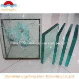 Precio de cristal a prueba de balas, vidrio laminado del Anti-Punto negro para vender