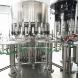 Preço engarrafado de vidro da máquina de enchimento do engarrafamento de água