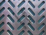 Гальванизированный стальной Perforated металл, пробивая металл
