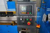 Preço hidráulico padrão da máquina de dobra da placa do Ce Wc67y-200t3200mm, dobrador hidráulico da folha, máquina do freio da imprensa