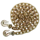 Nacm90 Binder Chain Lashing Chain avec 2 crochets