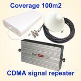 Repetidor do impulsionador do sinal do telefone de pilha de CDMA850MHz/impulsionador sem fio do telemóvel/amplificador móvel do sinal