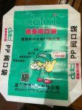 Sac de empaquetage de /Cement de sac conçu par soupape de matériaux de construction du papier d'emballage 25kg 50kg