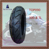 Nylonreifen des motorrad-300-8tl schlauchloser 6pr