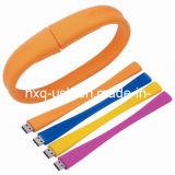 Azionamento dell'istantaneo del USB del braccialetto (HXQ-W003)