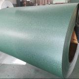 PPGI galvanizó la bobina de acero cubierta el color de acero de las bobinas