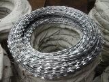 熱い浸された電流を通された金属のかみそりの刃ワイヤー