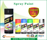 Capitán ID-219 Inofensivo Base Agua pintura de aerosol para Vidrio Metal