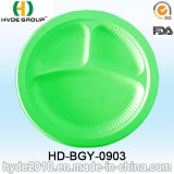 "9 "" BPA de gama alta Free Biodegradable Disposable Lunch Box para Food Storage"