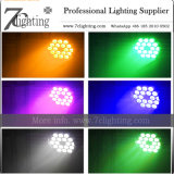 18X15W RGBWA lautes Summen LED NENNWERT Licht (Grad 10-60)