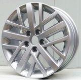 moyeu de roue d'automobile de l'alliage 14inch d'aluminium pour Volkswagen (Santana/Jetta/polo)