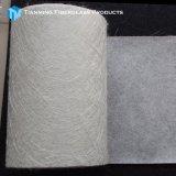 Gehackte Strang-Matte kombiniert mit Polyester-Oberflächen-Matte; Fiberglas-Komplex-Matte