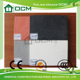 Placa à prova de fogo colorida Non-Toxic do cimento da fibra