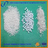 глинозем несущей катализатора 92% 4-6mm активированный