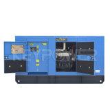 青いカラーセリウムの証明書が付いているディーゼル発電機セット