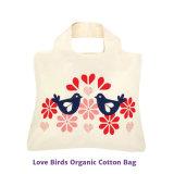 Mehrfachverwendbarer organischer Baumwollbeutel für Frauen