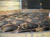 ステンレス鋼および炭素鋼の吸収物タワー