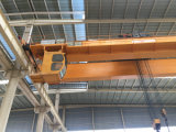 Кран двойного прогона надземный изготовление крана 10 тонн