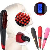 Beautystar der Erzeugung 3 LCD-elektrische Haar-Strecker-Pinsel