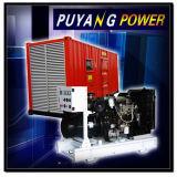 Groupe électrogène diesel de Lovol 100kVA/80kw avec le bas de page