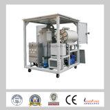 Serie Zrg-500 de múltiples funciones de aceite de reciclaje de la máquina, máquina de purificación de aceite