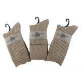 Fabrik-wärmen Lieferant kundenspezifische Mann-Frauen Wolle-Socken