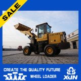 Lader van de Machines van het landbouwbedrijf de Kleine MiniZl20 1.6tons met Rops Ce
