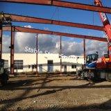 Marco Estructura antisísmica prefabricadas de acero de construcción de plantas