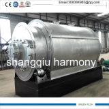 Plastik zur Dieselraffinierungs-Pyrolyse und zu Distillaiton kombinierter Maschine