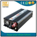 1500W 12V 가득 차있는 보호 및 1 년 보장, Guanghzhou에 있는 좋은 가격 힘 변환장치를 가진 220V에 의하여 변경되는 사인 파동 변환장치
