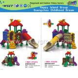 De Volledige Plastic Dia van de kleuterschool voor het Spel van Jonge geitjes (hd-w-473-20)