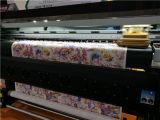 Imprimante large de format Using le papier de transfert