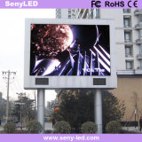P16 Outdoor DIP Super Bright Publicidade Painel Painel de Display LED a cores