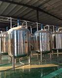 El tanque de mezcla inoxidable de la preparación de la bebida de la chaqueta de acero (ACE-JBG-I1)