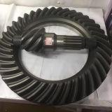 Ingranaggi conici dell'attrezzo BS0350 6/59 di precisione del metallo del camion di azionamento di spirale posteriore differenziale elicoidale dell'asse