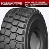 "E4 25 "" Ragid Kipper-Reifen werden mit Extrme Wetter fertig"