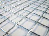 Steel/PVC inossidabile ha ricoperto la rete metallica saldata galvanizzata