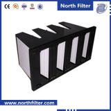 De geassembleerde Middelgrote Filter van de Lucht van de Zuiveringsinstallatie van de Lucht van de Efficiency