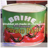 800g Good Concentrate Cannedtomato Paste com Brix 28-30%