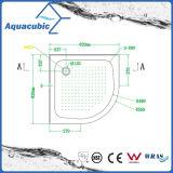Het sanitaire ABS van Waren Dienblad Van uitstekende kwaliteit van de Douche van de Basis van de Douche Plastic (ACT8282)