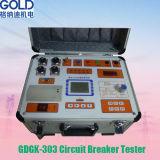 Gdgk-303 Analysator van de Kenmerken van de stroomonderbreker de Mechanische