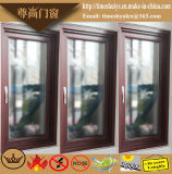 Customizable Double Layer Clear Glass Aluminium Casement Windows