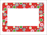 7 Inch Digital Foto Frame mit Colorful Frame UVPrinted