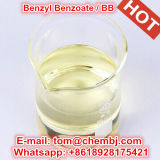 99% High Purity Pharmaceutical Grade Solvent Alcool benzylique / Ba