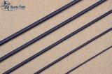 자유로운 출하 도매 매트 파란 색깔 Im12 Toray Nano 제물 낚싯대 공백