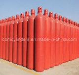 Cilindros de gás 43.3L do dióxido de carbono (padrão de DOT-3AA)